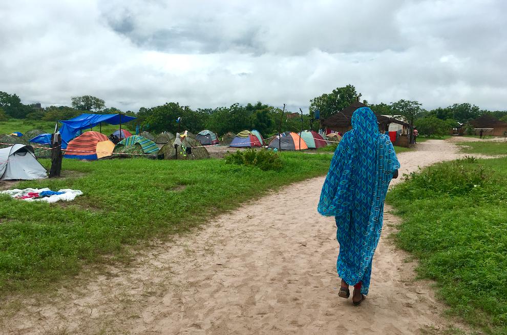 Camping au Camp Climat Sénégal 2019