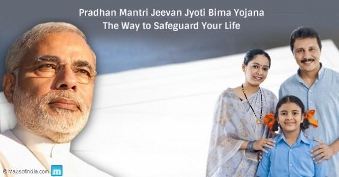 Pradhan Mantri Jeevan Jyoti Bima Yojana - Aadhar link to bank account