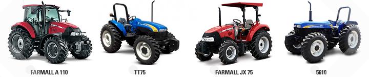 Tractores con apoyo de gobierno SAGARPA