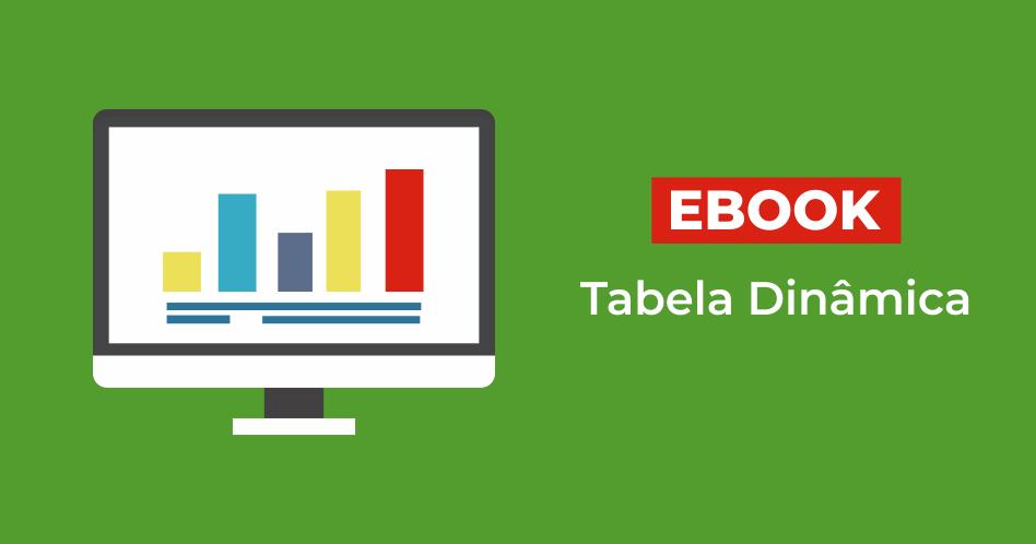 ebook tabela dinâmica