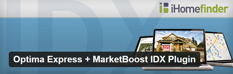 Optima Express and Market Boost IDX Plugin