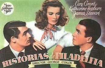 Historias de Filadelfia (1940, George Cukor)