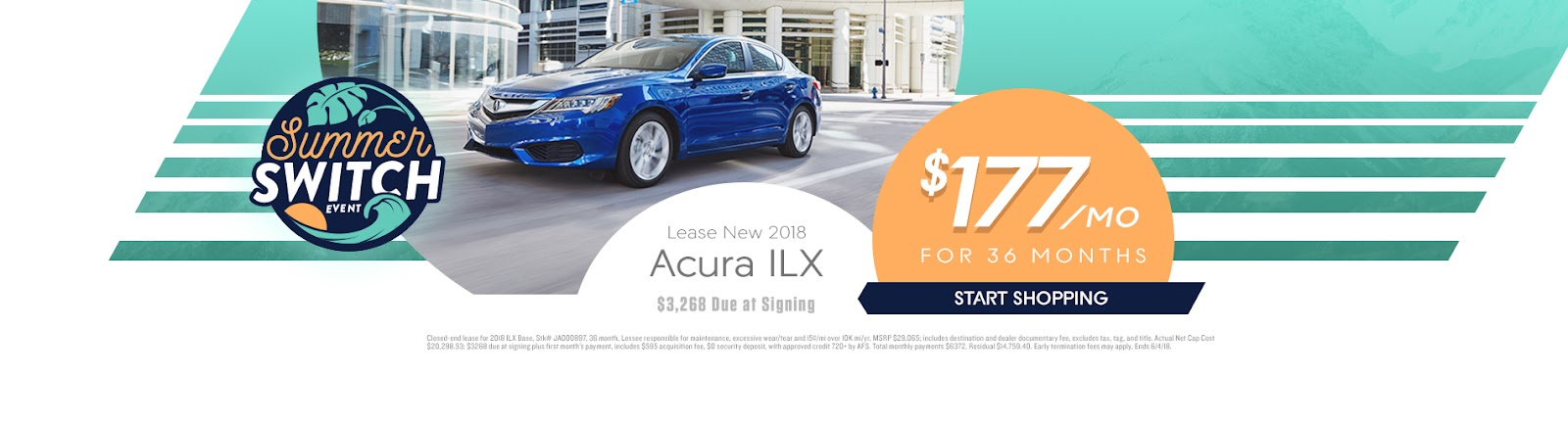 Acura Carland Summer Switch Sales Event All May Long In Duluth