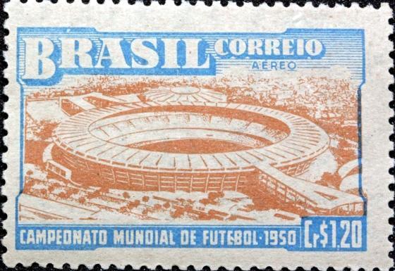 selo dos correios antigos brasil