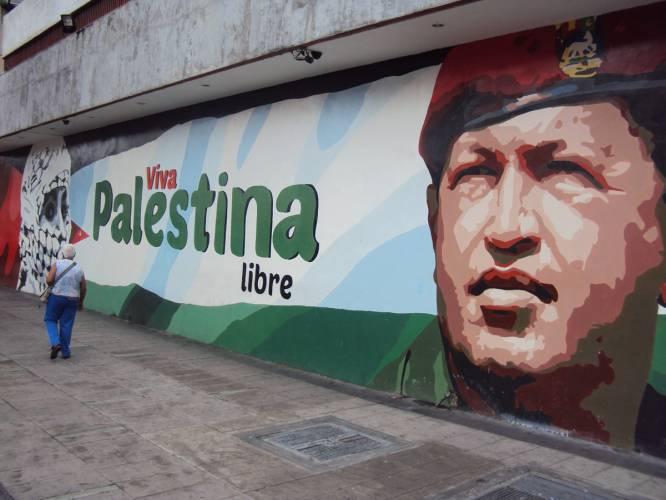 SOCIALISTAS APOYAN A PALESTINA CHAVISTAS DE MIERDA.jpg