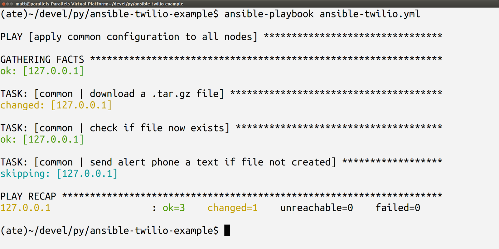 Ansible Text Message Notifications With Twilio Sms