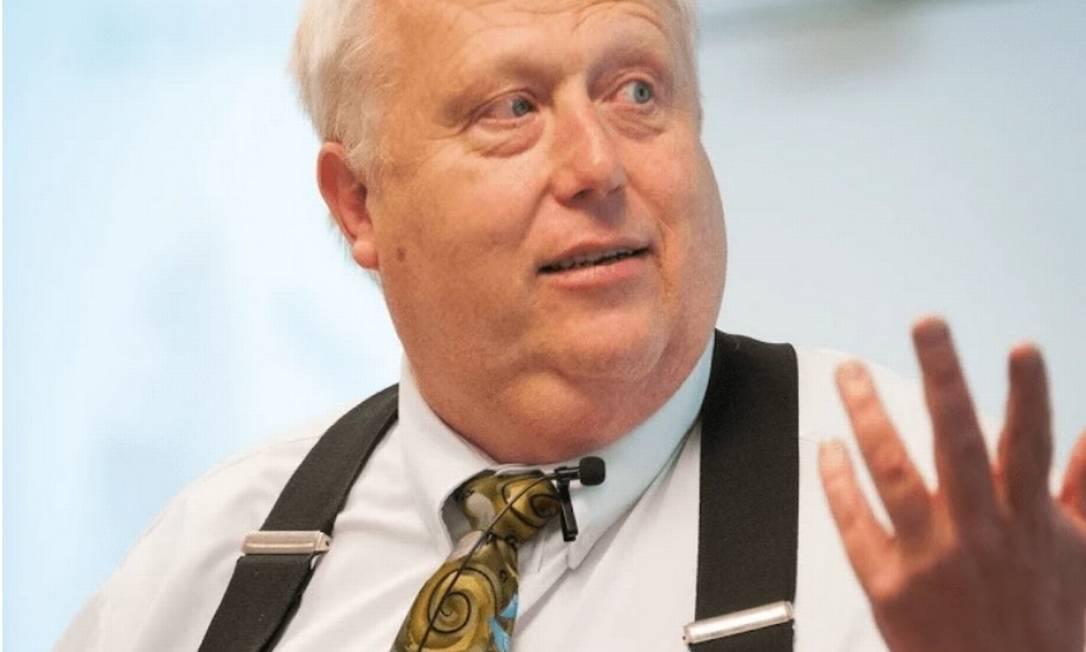 Jeff Adams é um dos maiores especialistas em sistemas de voz e fala do mundo Foto: Agência O Globo