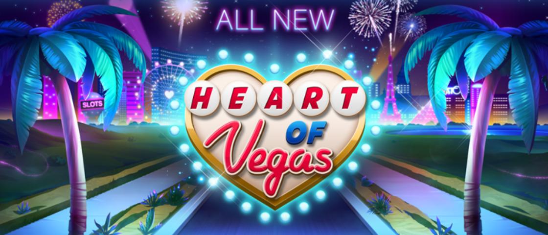 Slots Heart of Vegas Mod APK IOS