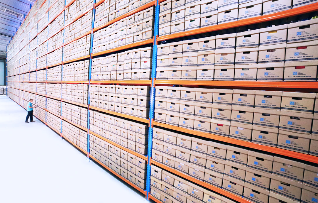 outsourcing fulfillment storage boxes