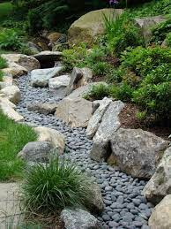 A Beautiful Way to Catch Runoff: How to Build a Dry Stream -