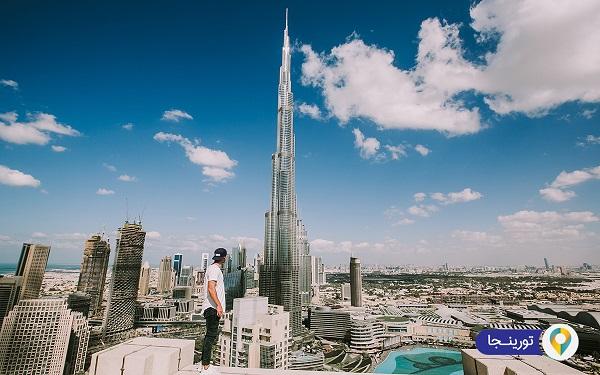کار کردن در دبی