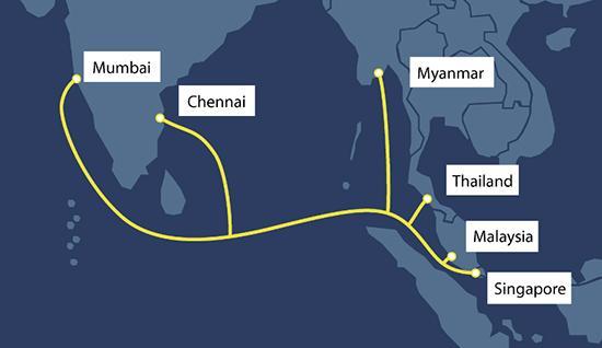 OLL e NEC lançam construção do sistema de cabo submarino MIST