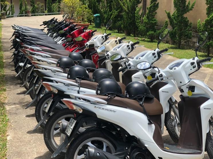 Cách lựa chọn đơn vị cho thuê xe máy uy tín