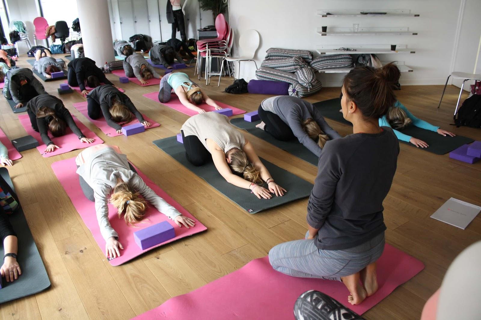 Sweaty Betty Classes | GoSweat | The 4 Best Wandsworth Yoga Studios