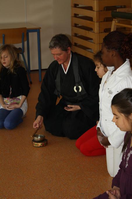 meditatie met basisschoolkinderen