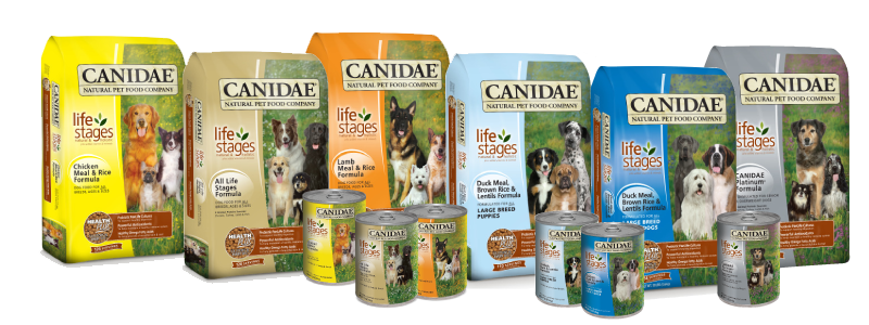 Who Owns Canidae Dog Food