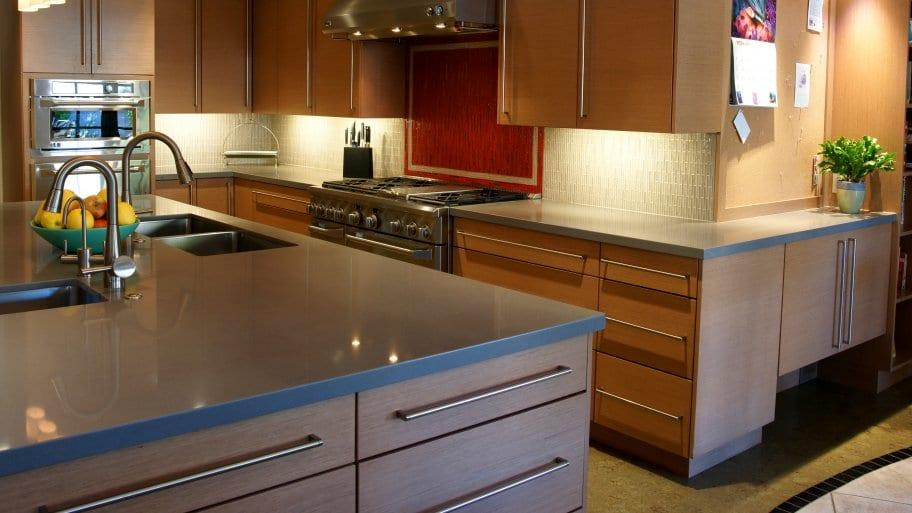 mage result for quartz kitchen countertops