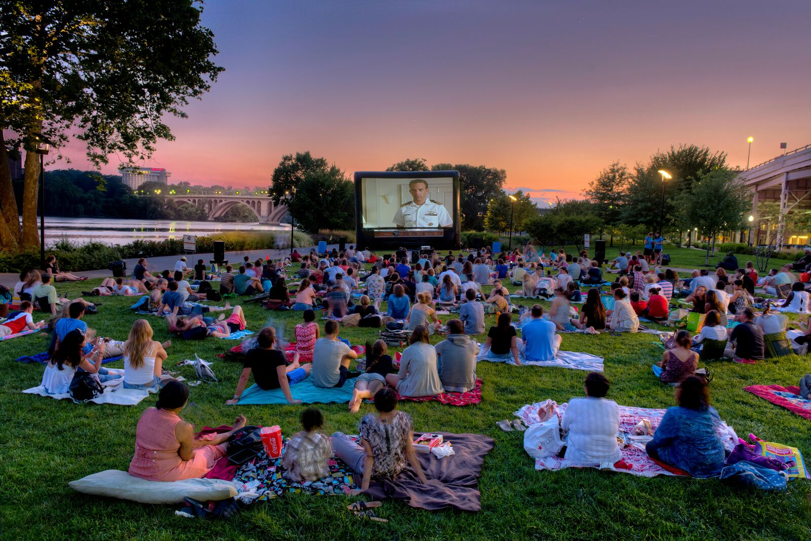 Image result for georgetown waterfront park movie