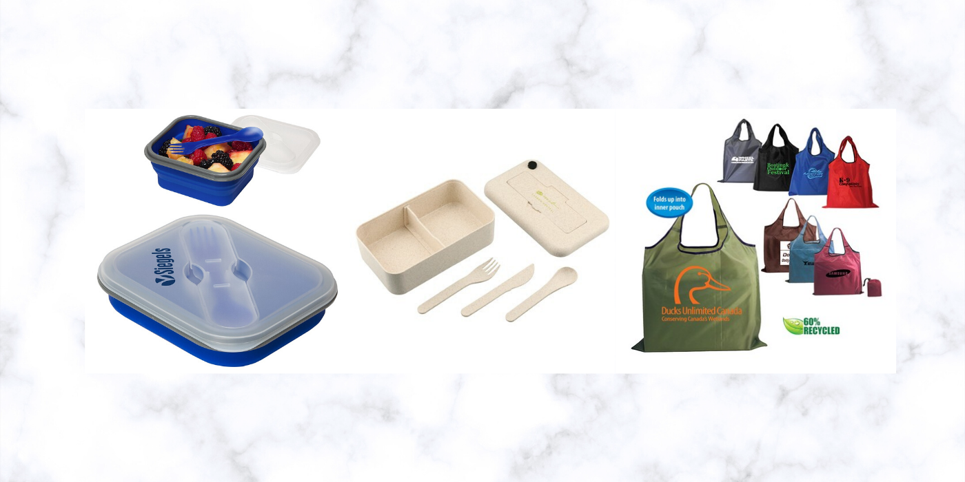 eco-friendly on-the-go promo products