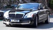 Maybach 57 S Xenatech Coupe