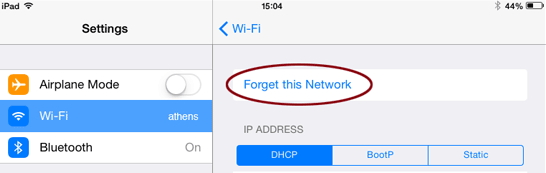 forget-wifi-network-ipad