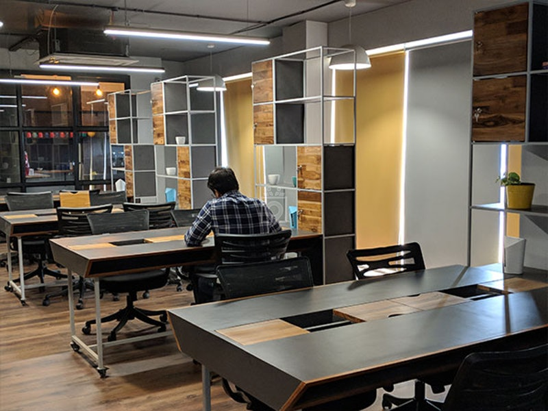 Coworq India coworking spaces in Surat