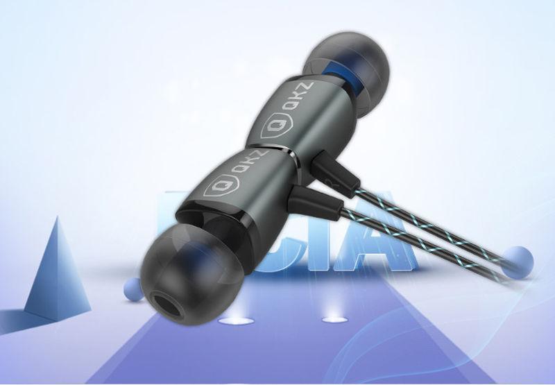 Casti QKZ X36M - Funcția inteligentă de adsorbție a magnetului 02