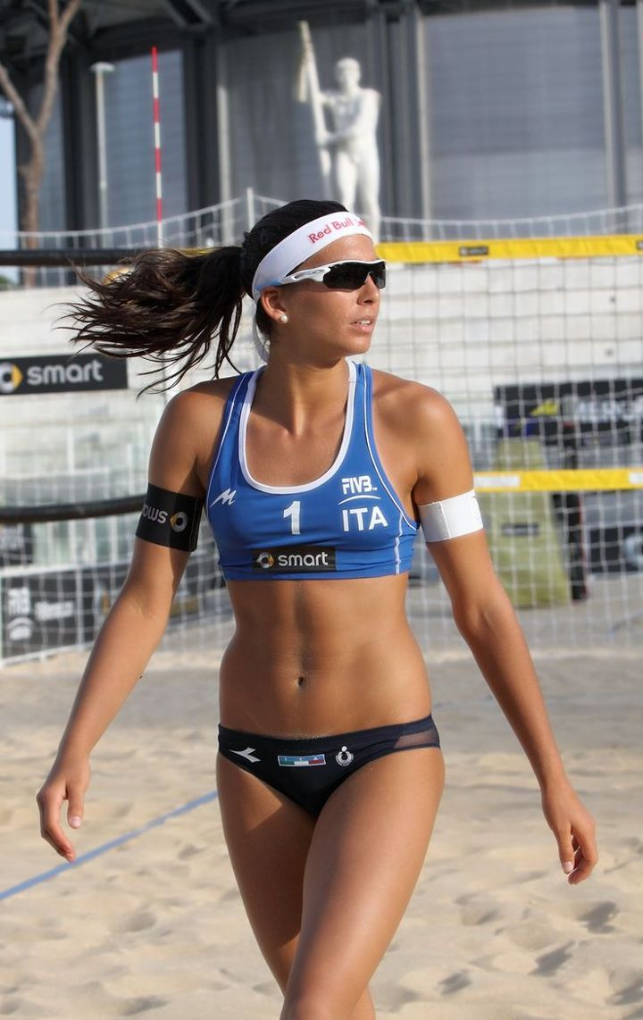 Marta Menegatti (Beach Volleyball Player)