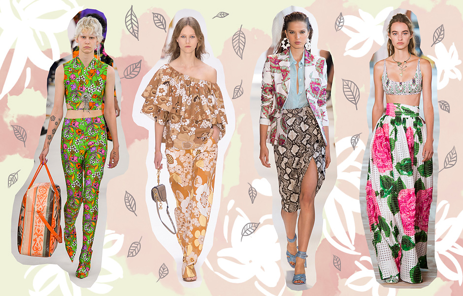 Image result for prints and patterns summer 2017