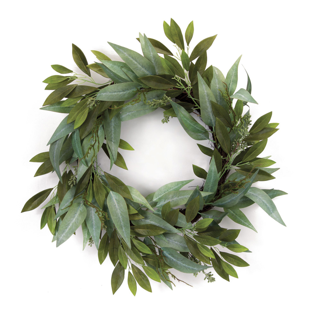 Eucalyptus Wreath for front door