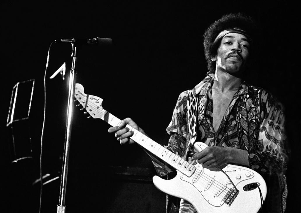 Photo of Jimi Hendrix 10 denmark