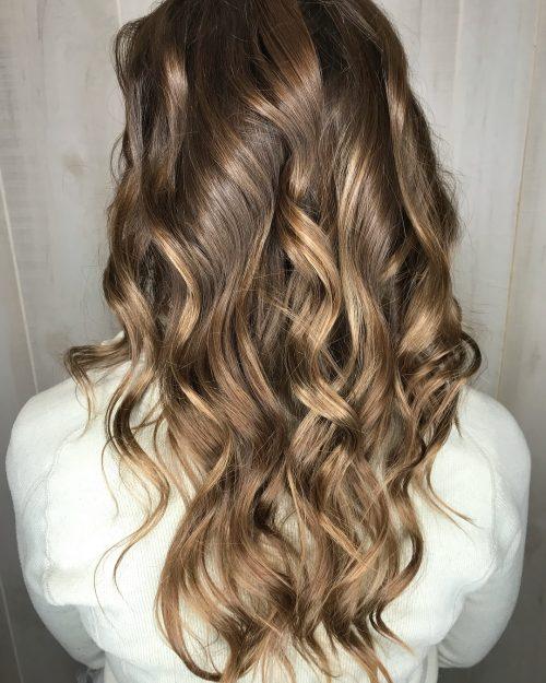 uốn tóc
