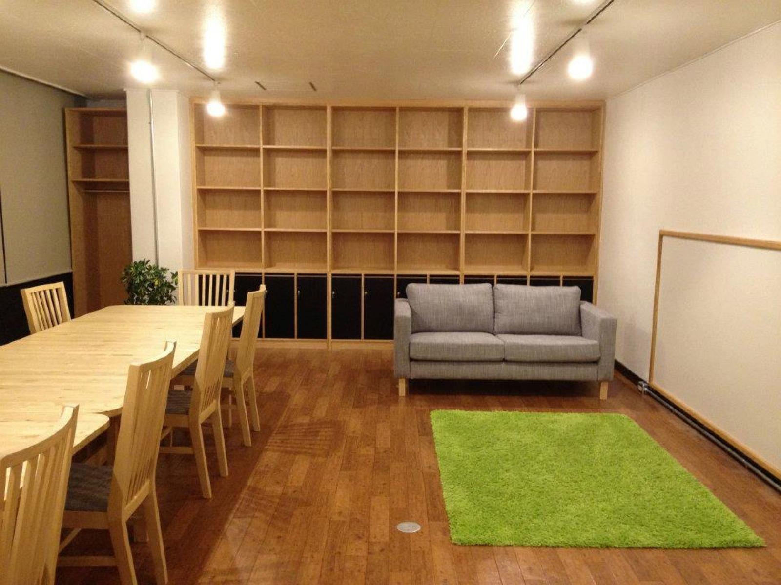 Juso Coworking Space in Osaka-Kobe-Kyoto