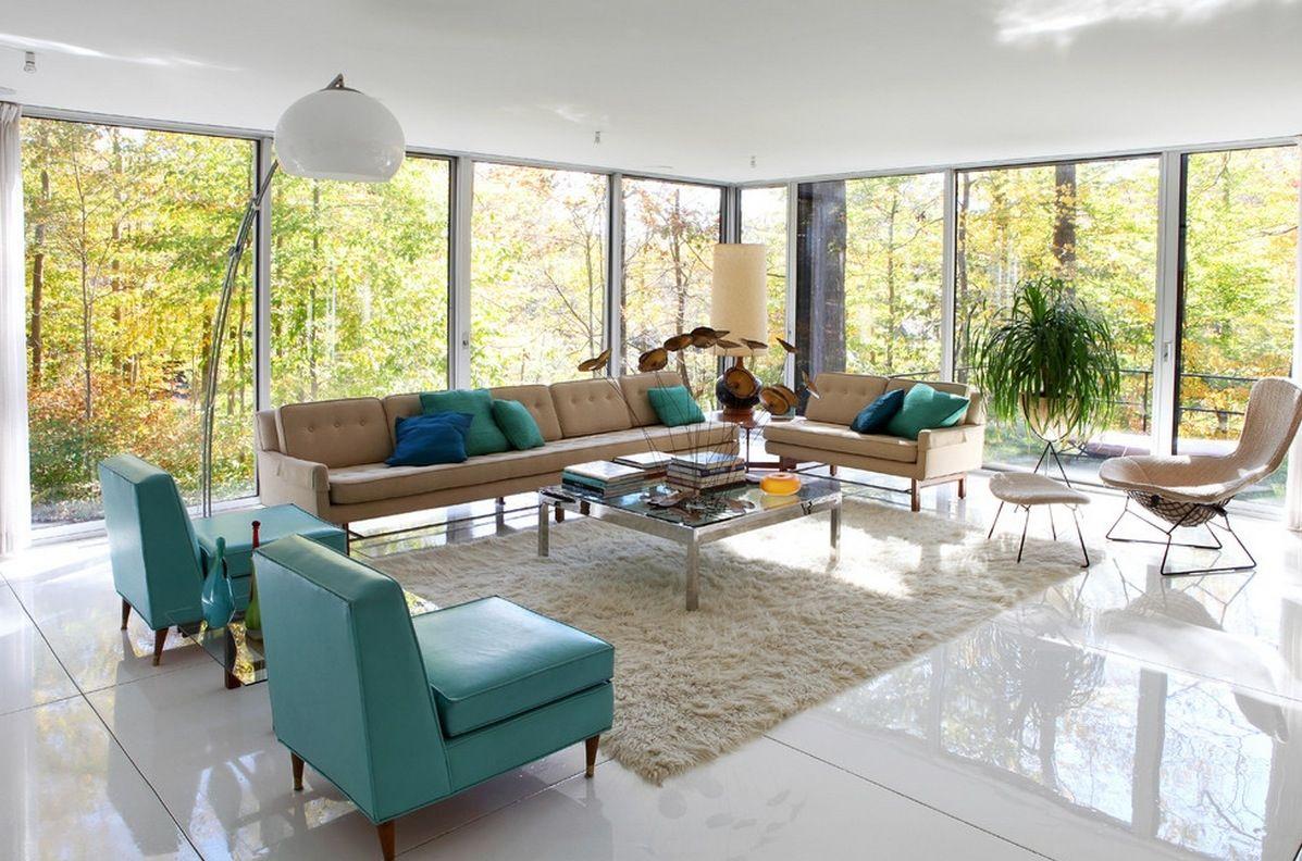 Nguyên tắc thiết kế nội thất phong cách vintage