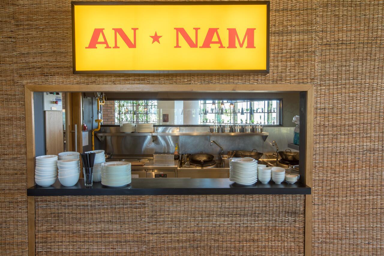 Khu ẩm thực Việt Nam tại ALMA Timeshare