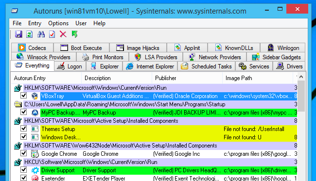 Using Sysinternals Tools Like a Pro – Welcome to My IT Blog