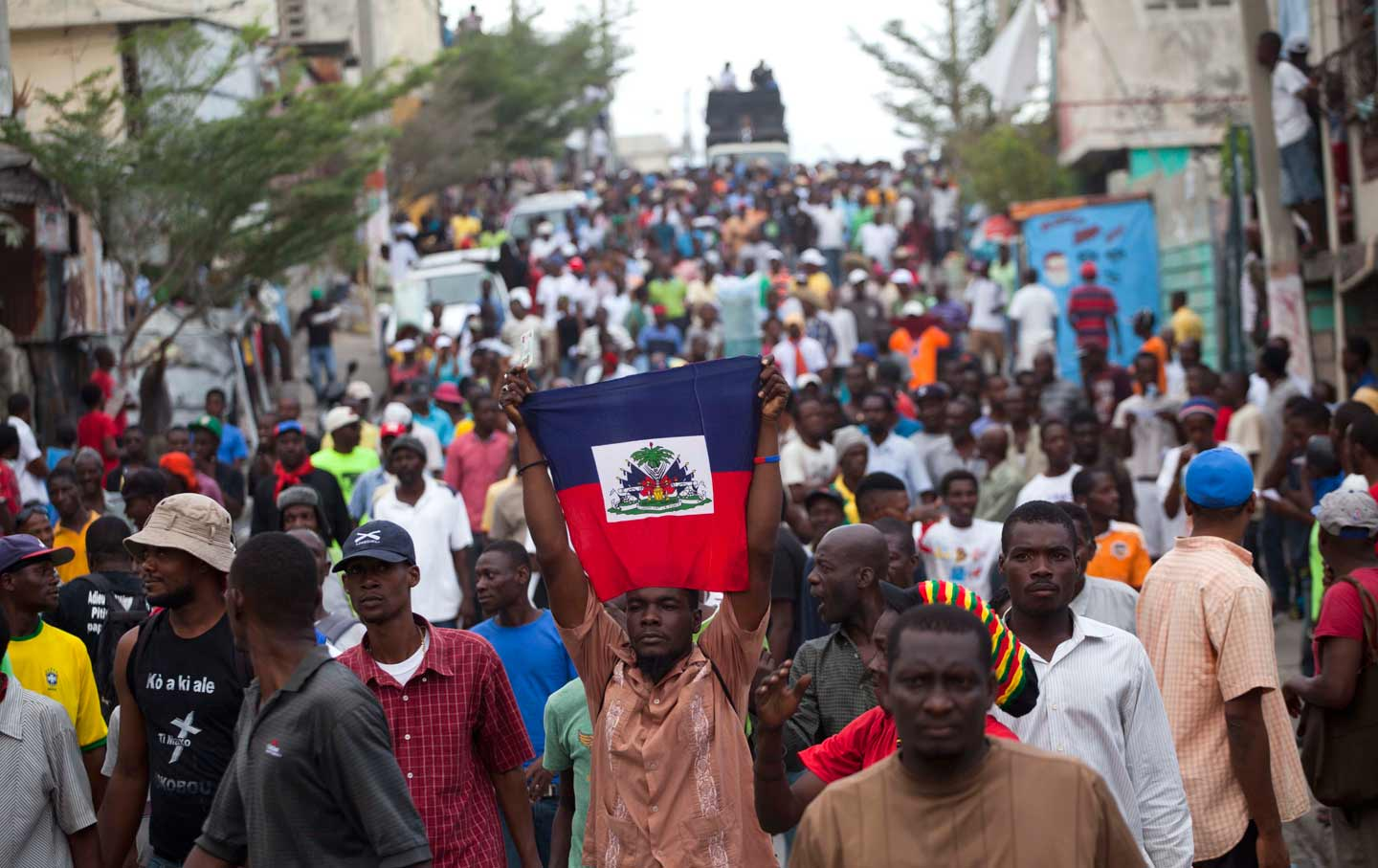 5 Ways Haiti Uses Its Foreign Aid