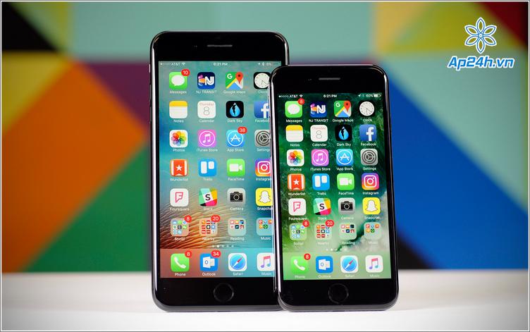 iOS 15 sẽ chỉ tương thích với dòng iPhone 7 trở lên