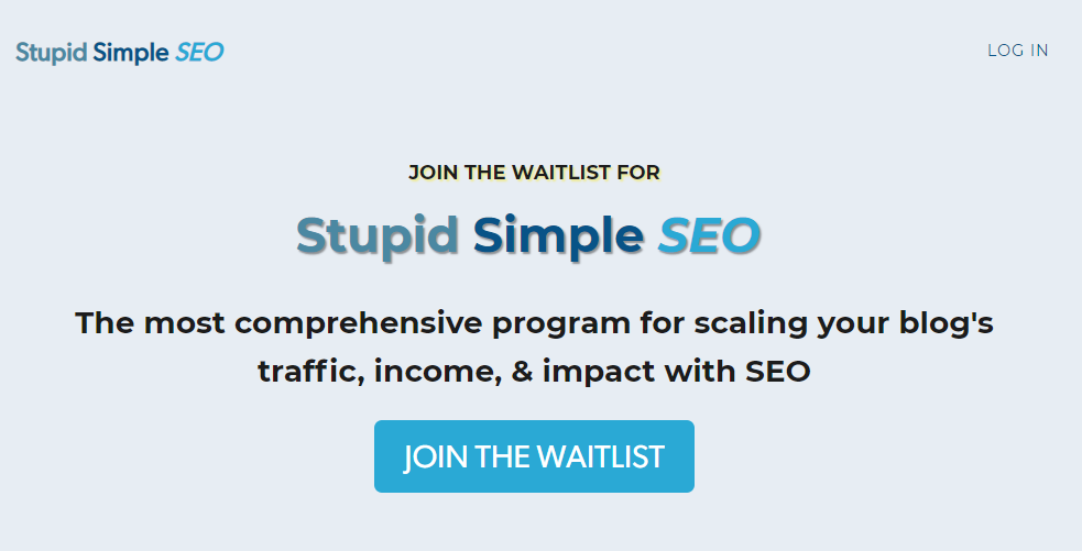 Stupid Simple SEO by Mike Pearson