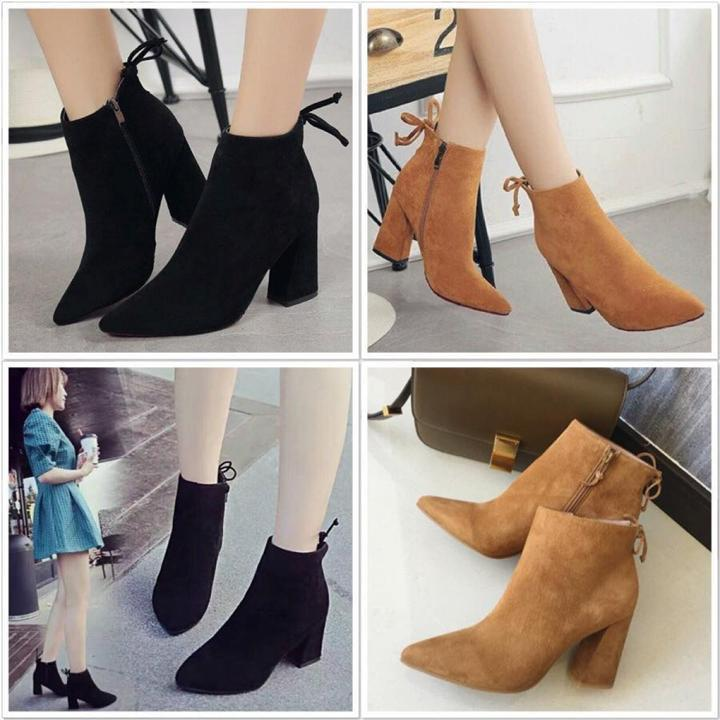 Bạn sẽ trở nên fashion hơn với những đôi boot