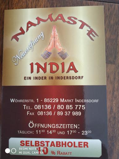 Cafe Markt Indersdorf : namaste india indische specialiteiten restaurant ~ Watch28wear.com Haus und Dekorationen