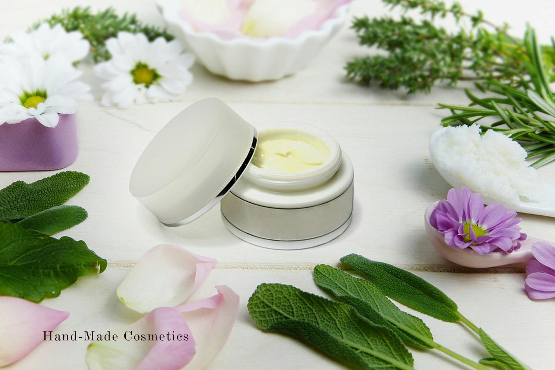 hand-made cosmetics