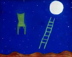 Image result for لوحات فنية من وحي القمر
