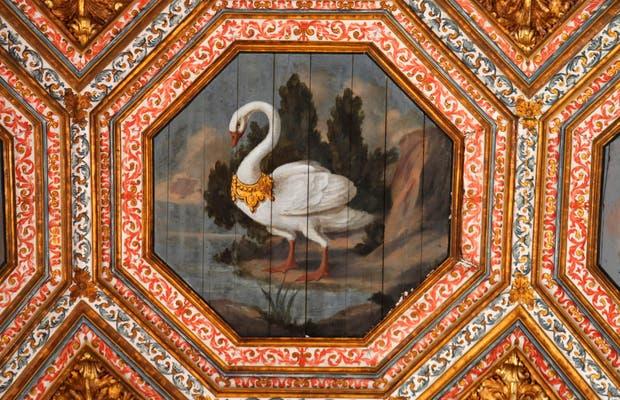 The Swan Room (Sala dos Cisnes)
