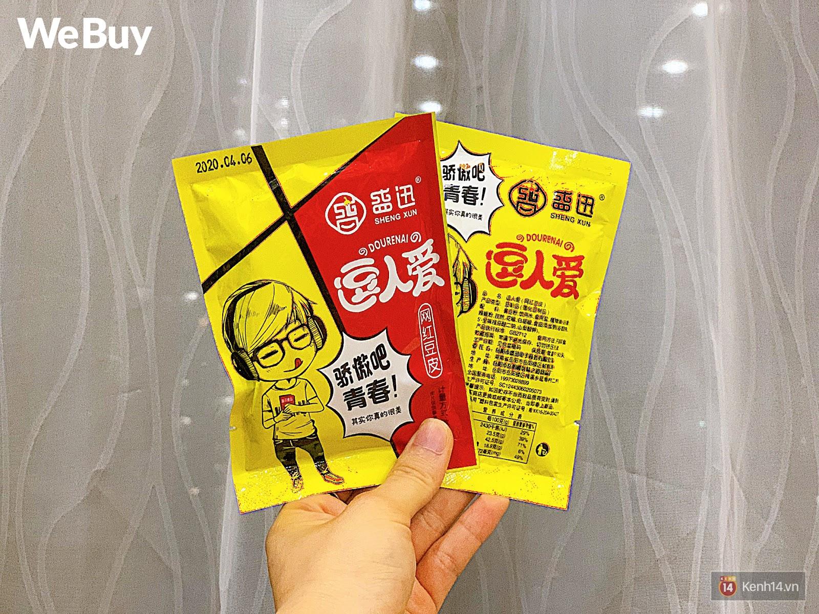"""Review set đồ ăn vặt nội địa Trung Quốc hot hit gần đây: Lung linh hấp dẫn là thế nhưng ăn thử mới thấy như bị... """"lừa tình"""" - Ảnh 16."""