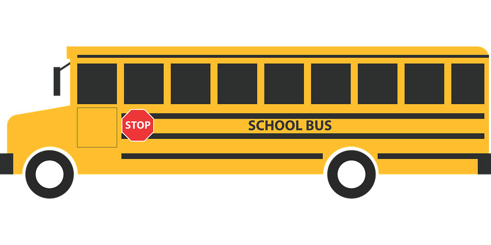 Schoolbus, School, Education ...