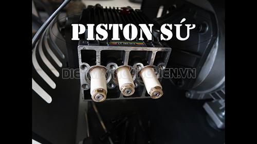các dòng máy rửa xe piston