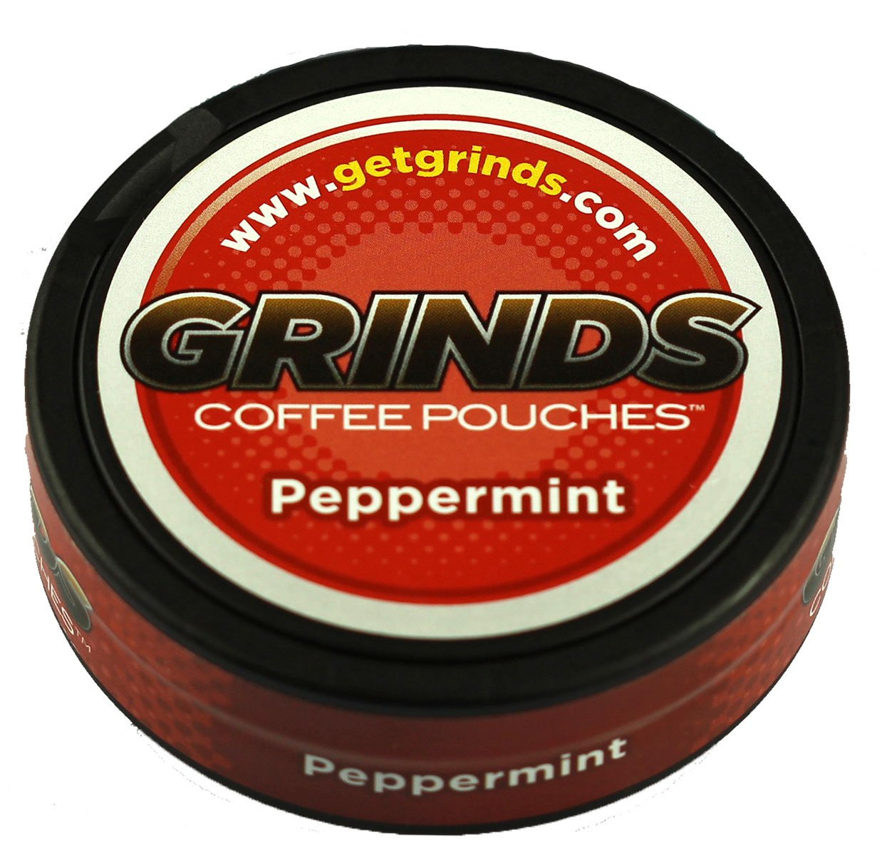 Peppermint Grinds Coffee Pouches
