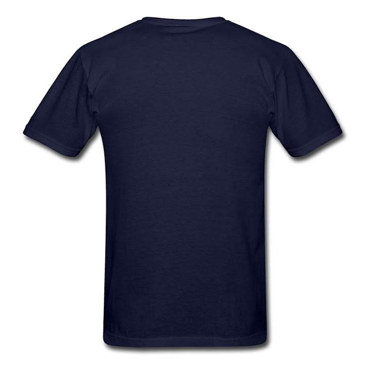 This is a 50/50 cotton/polyester blend, navy t-shirt with a white PCS logo printed on the front. Adult sizing corresponds with men's sizing. If you are desiring to order more than one garment in any particular size, please indicate that in the comment area at the bottom of this order form. Cost: $17