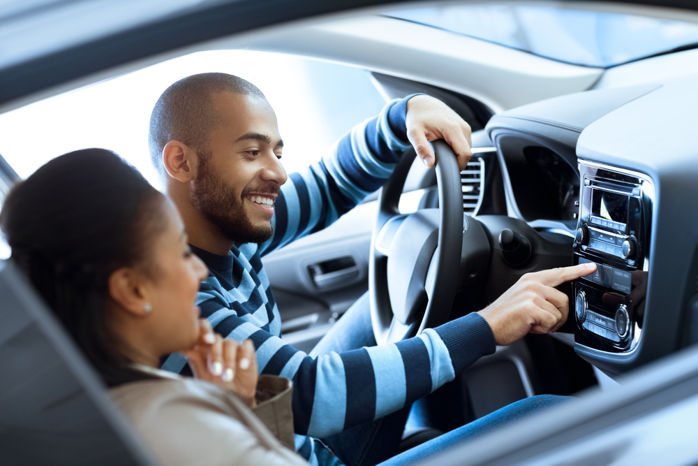 exploring auto loan options
